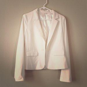 Off white blazer